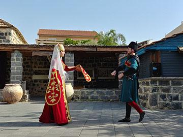 זוג רקדנים אתר יבלאר