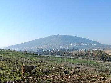 הר תבור מכפר כמא